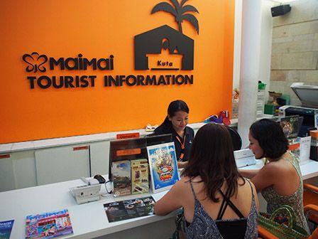 MaiMai Tourist Information Beachwalk - Hoterip, Layanan Pesan Hotel Terbaik