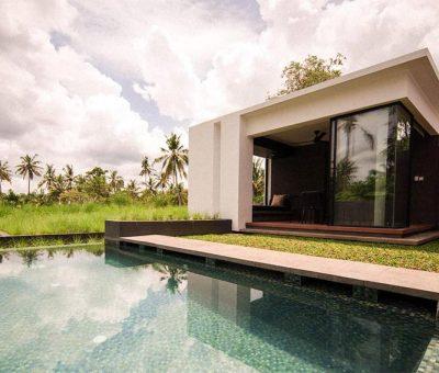 Origin Ubud - Representasi Kreatif Penghormatan Alam, Budaya & Arsitektur Ubud - Hoterip, Layanan Pesan Hotel Terbaik