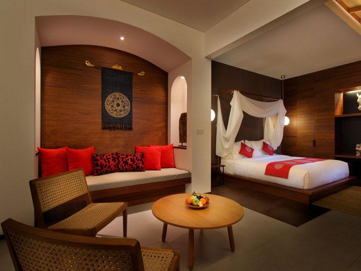 Abia Villa Legian - Bed Room - Hoterip, Layanan Pesan Hotel Terbaik, Pesan dan Booking Hotel di Bali