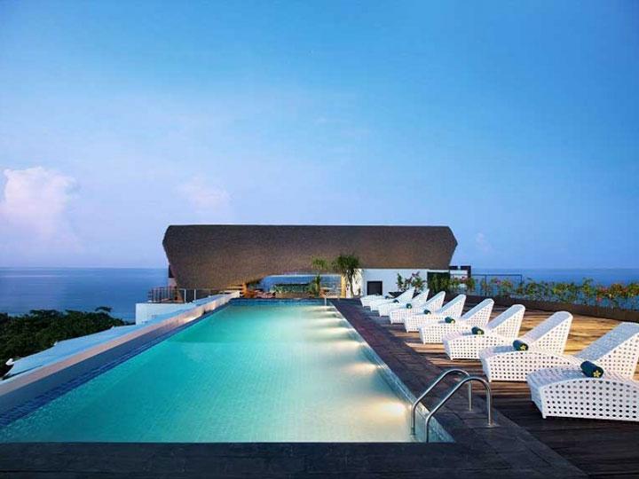 Citadines Kuta Beach Bali - Rooftop Swimming Pool- - Hoterip, Layanan Pesan Hotel Terbaik, Pesan dan Booking Hotel di Bali