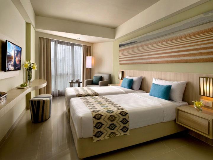 Citadines Kuta Beach Bali - Room Studio Executive - Hoterip, Layanan Pesan Hotel Terbaik, Pesan dan Booking Hotel di Bali