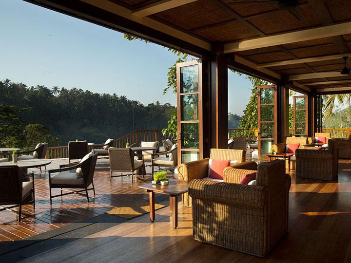 Hanging Gardens of Bali - Restaurant Large - Hoterip, Layanan Pesan Hotel Terbaik, Pesan dan Booking Hotel di Bali