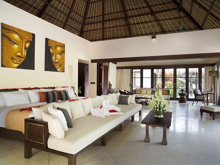 Hanging Gardens of Bali - Room 3 Large - Hoterip, Layanan Pesan Hotel Terbaik. Pesan dan Booking Hotel di Bali