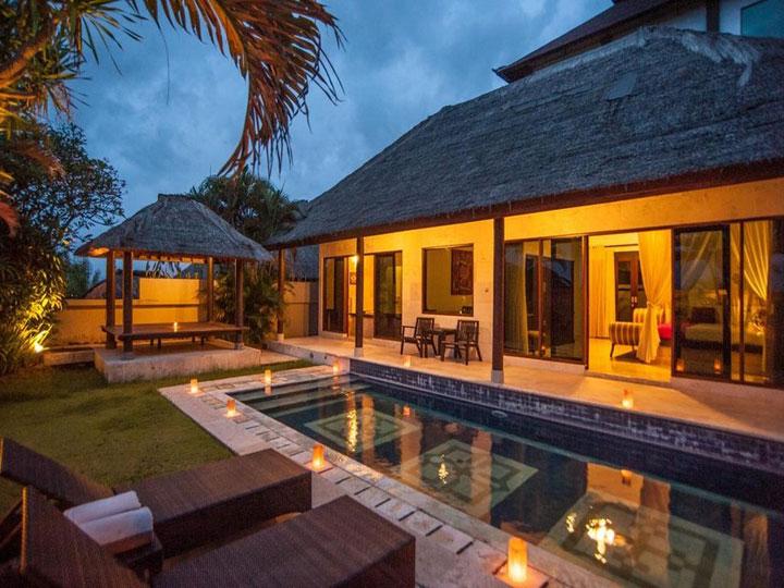 Hillstone Uluwatu Villa - Pool at Villa - Hoterip, Layanan Pesan Hotel Terbaik, Pesan dan Booking Hotel di Bali