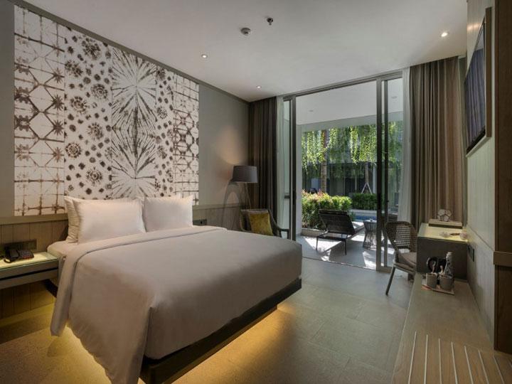 Kanvaz Village Resort Seminyak - Bedroom Lagoon - Hoterip, Layanan Pesan Hotel Terbaik, Pesan dan Booking Hotel di Bali