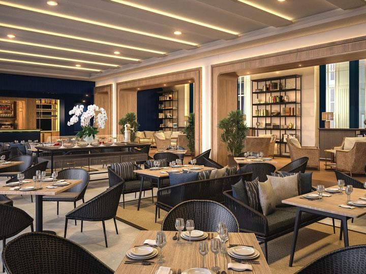 Kanvaz Village Resort Seminyak - Restaurant - Hoterip, Layanan Pesan Hotel Terbaik, Pesan dan Booking Hotel di Bali