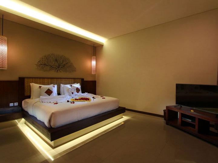 Maharaja Villas - Double Room - Hoterip, Layanan Pesan Hotel Terbaik, Pesan dan Booking Hotel di Bali