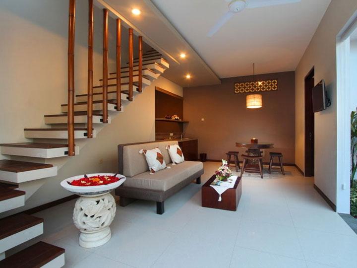 Maharaja Villas - Living Room Two Bedroom Pool Villa - Hoterip, Layanan Pesan Hotel Terbaik, Pesan dan Booking Hotel di Bali