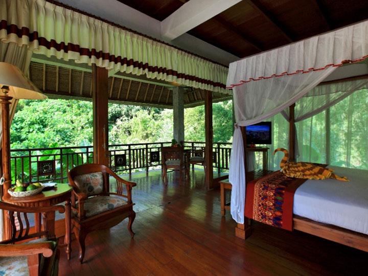 Santi Mandala Villa & Spa - Family Pavilion-Villa Large - Hoterip, Layanan Pesan Hotel Terbaik, Pesan dan Booking Hotel di Bali