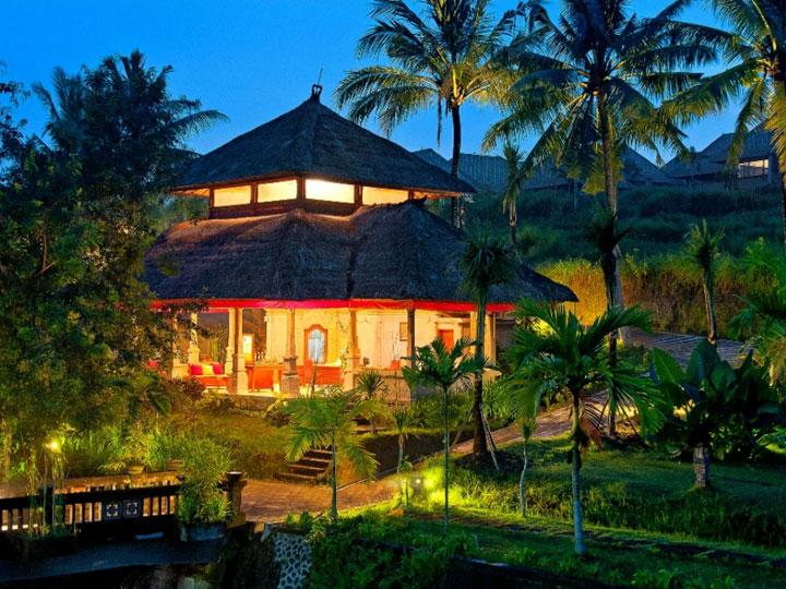 Santi Mandala Villa & Spa - Lobby 3 Large - Hoterip, Layanan Pesan Hotel Terbaik, Pesan dan Booking Hotel di Bali