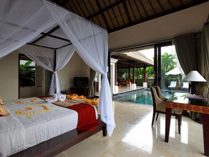 Santi Mandala Villa & Spa - Luxury Pool Villa One Bedroom 3 Large - Hoterip, Layanan Pesan Hotel Terbaik, Pesan dan Booking Hotel di Bali