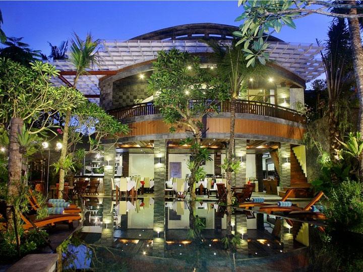 The Bali Dream Villa & Resort Echo Beach Canggu - Hotel Facade - Hoterip, Layanan Pesan Hotel Terbaik, Pesan dan Booking Hotel di Bali