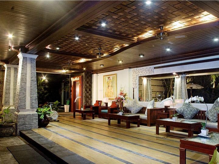 The Bali Dream Villa & Resort Echo Beach Canggu - Lounge - Hoterip, Layanan Pesan Hotel Terbaik, Pesan dan Booking Hotel di Bali