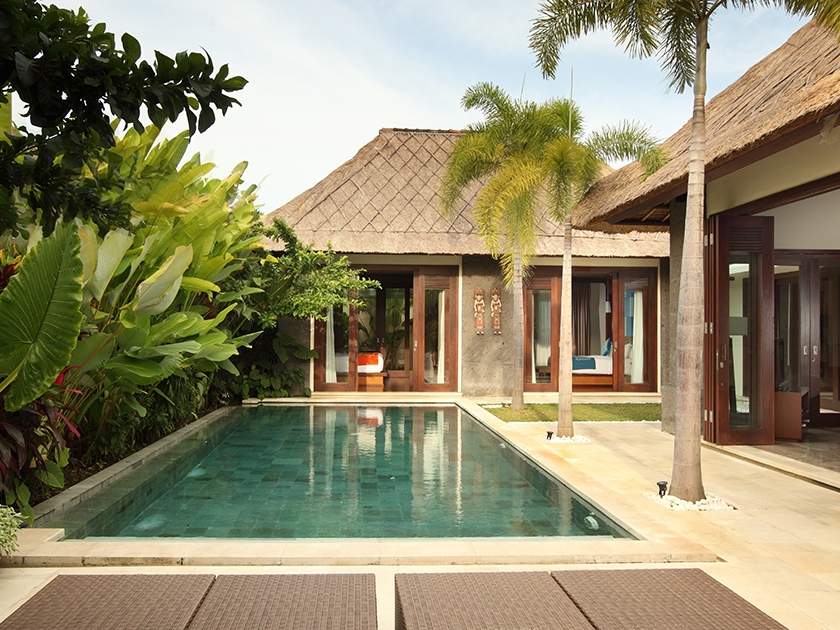 Mahagiri Villas Sanur - Private Pool at 2 Bedroom Villa - Hoterip, Layanan Pesan Hotel Terbaik, Pesan dan Booking Hotel di Bali
